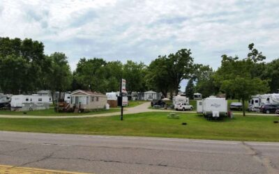 Lake Pepin Campground